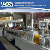 PE/PP/PA/ABS+Pigment Color Masterbatch Compounding Pelletizing Double Screw Extrusion machine