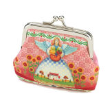 Nice Colorful Metal Frame Coin Purse