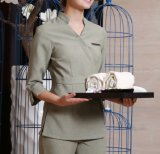 New Design Customized Comfortable Hotel Restaurant Waiter Uniform