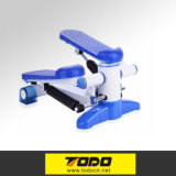 Fitness Mini Stepper with Resistance Tubes