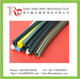 Customized Plastic Extruded PVC Wooden Door Seal Strip