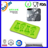 Fred Cool Jewels Diamond Shape Silicone Ice Cube Tray