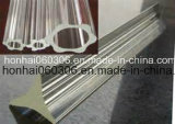 Transparent Pyrex Profile Glass Tube, Glass Rod