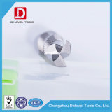 Customized High Precision 3 Flute Carbide End Mill Machine Tools