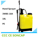 18L New Style Knapsack Agricultural Hand Sprayer (3WBS-18A)