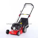 """New Design 17"""" Self Propelled Gasoline Lawn Mower with Loncin Engine"""