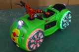 Outdoor Children Play Equipment Luminous Motorcycle Toy Car
