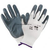 Wholesale Best Price Nitrile Coated Bulk Work Gloves Dipped Work Gloves