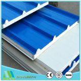 Cheap Corrugated EPS Styrofoam Sandwich Wall Panel Roofing Sheet Home Depot