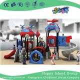 Outdoor Colorful Children Outer Space Playground (HJ-10401)