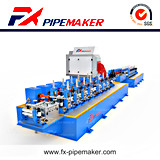 ERW Steel Tube Rolling Mill Line for Carbon Steel Pipe Making Machine