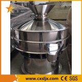 Stainless Steel Material 100 Mesh Sugar Powder Round Vibrators Sieve