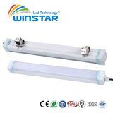 20W30W40W50W60W with Emergency Battery LED Linear Light Tri Proof Light 150LMW 5years Warranty