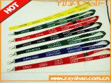 High Quality Cheap Printed Promotional Gift Custom Sublimation Printed Neck Lanyard Strap with Logo Custom Printing Landyard (YB-L-224)