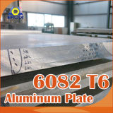 5083 5052 6061 6082 T6 Aluminium Sheet Thickness and Weight for Swaziland Industrial Using