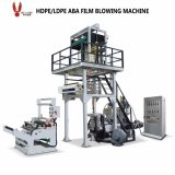LDPE HDPE ABA Extruder Plastic Film Blowing Machine