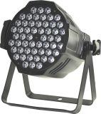 Manufacture Lower Price 54X3w RGBW LED Color Wash PAR Light