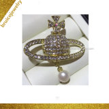 Jewelry for Garment Accessories Cheap Wholesale Silver Brooches