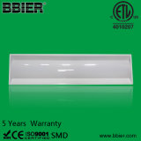 Dlc ETL 40W 1X4 LED Troffer Light Can Replace 120W HPS Mh 100-277VAC Ce RoHS