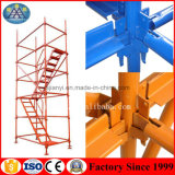 Wholesale OEM Factory Stair Used Kwikstage Scaffolding in Riyadh