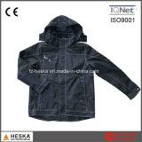 New Work Suit Tape Seam Security Waterproof Mens Bomber Jacket