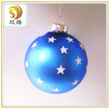 Wholesale Glass Hollow Christmas Ball Ornaments