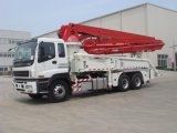 53m Truck Mounted Concrete Hydraulic Pump
