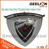 Quarter and 1/2 Ball Dome Security Convex Mirror