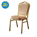 Factory Wholesale Cheap Used Stacking Metal Banquet Chairs for Event