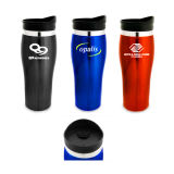 Stainless Steel Double Walls Water Flask Travel Bottle