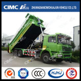 Shacman 6*4 Dump Truck with Automatic Curtain Cover