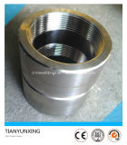 B16.11 Forged Fittings Stainless Steel Threaded Full Coupling