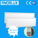 Indoor LED Lighting 295*1195 LED Panel Lamp Light with Microwave Sensor