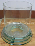 Clear Diameter 300mm Pyrex Fire Glass Tube