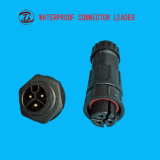 IP68 Male to Female Power Cable Waterproof Electrical Connector