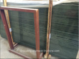 China Green Wood Grainy Stone Marble for Bathroom, Kitchen