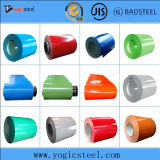 Galvanized and Color Coated Profiled Steel Sheets