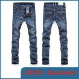 Latest Fashion Men Jean Pancil Trousers Denim Pants (JC3200)