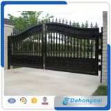 Black Steel Courtyard Gate/Garden Gate
