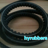 Qindao Auto Triangle Rubber Raw Edge Cogged V Belt