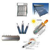 High Quality Integrated Pressure Solar Water Heater with Copper Heat Pipe