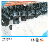 Asme Seamless A234 Reducing Tee Carbon Steel Pipe Fittings