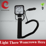 15W Rechargeable Portable LED Work Light, 1000lm, Flood Beam 12V