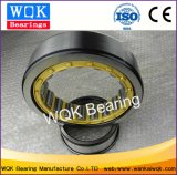 Single Row Cylindrical Roller Bearing with Brass Cage