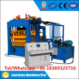 Qt4-15 Automatic Eco-Friendly Brick Field Machinery with High out-Put