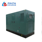 High Quality 3 Phase 4 Wires Natural Gas Generator Set Best Price