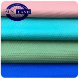 100% Polyester Mesh Fabric Breathable Fabrics for Sports Wear
