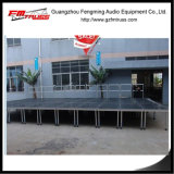 Aluminum Stage Used for Temporary Outdoor Show Event