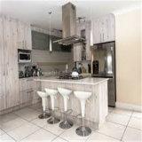Factory Direct Price Luxury Modular Kitchen Furniture Melamine Modern Wooden Kitchen Cabinets