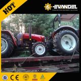 4WD China Lutong 55HP Farm Tractor Lt554 with CE